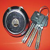 保险柜锁芯